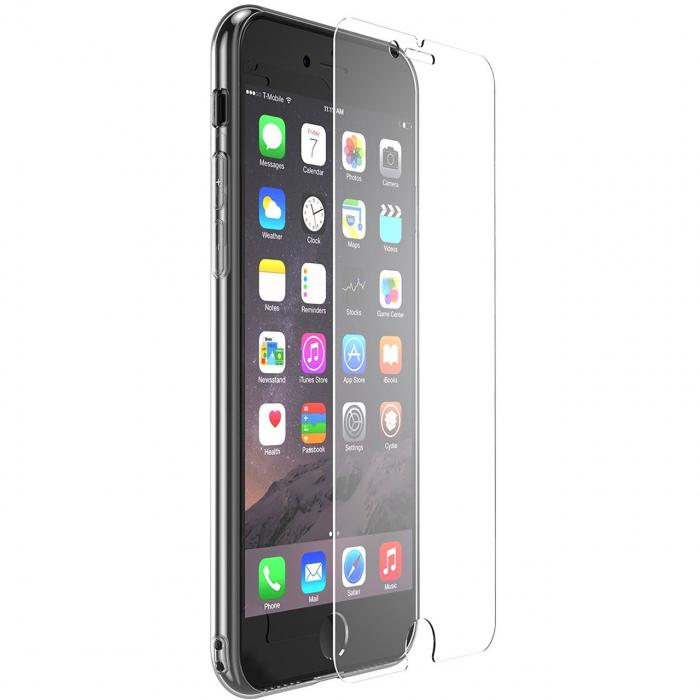 محافظ صفحه نمایش شیشه ای پرو پلاس مدل XS مناسب برای گوشی موبایل آیفون 7