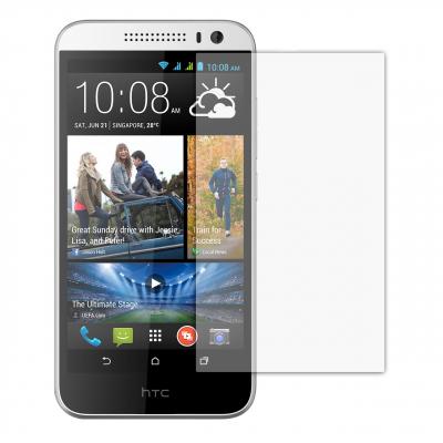 محافظ صفحه نمایش شیشه ای مدل Tempered مناسب برای گوشی موبایل اچ تی سی Desire 616 (بی رنگ)