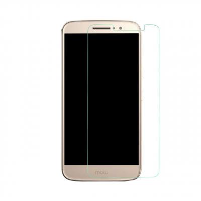 محافظ صفحه نمایش شیشه ای تمپرد مناسب برای گوشی موبایل موتورولا Moto M (بی رنگ شفاف)