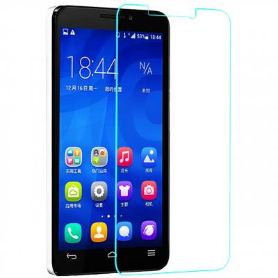 محافظ صفحه نمایش شیشه ای مدل Tempered مناسب برای گوشی موبایل Huawei G620 (بی رنگ شفاف)