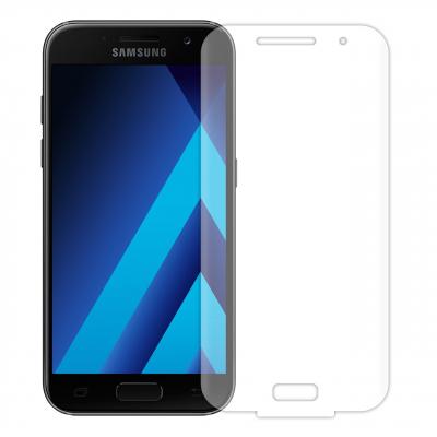 محافظ صفحه نمایش تی پی یو مدل Full Cover مناسب برای گوشی موبایل سامسونگ Galaxy A3 2017 (بی رنگ)