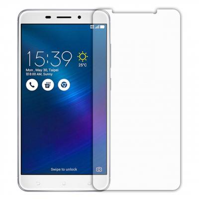محافظ صفحه نمایش شیشه ای مدل تمپرد مناسب برای گوشی موبایل ایسوس Zenfone 3 Laser ZC551KL (بی رنگ)