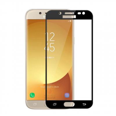 محافظ صفحه نمایش ریمو مدل Full Cover مناسب برای گوشی موبایل سامسونگ Galaxy J5 Pro (مشکی)