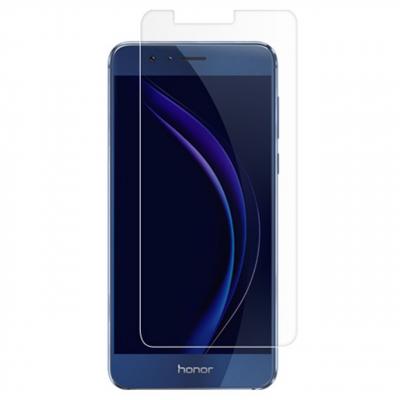 محافظ صفحه نمایش شیشه ای 9H برای گوشی هوآوی Honor8 (بی رنگ)