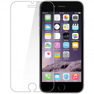 محافظ صفحه نمایش شیشه ای تمپرد مناسب برای گوشی آیفون 6 Plus (بی رنگ شفاف)