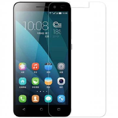 محافظ صفحه نمایش شیشه ای 9H مناسب برای گوشی موبایل هوآوی 4X (بی رنگ)