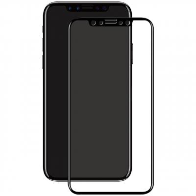 محافظ صفحه نمایش شیشه ای لیتو مدل Full Flat Edge مناسب برای گوشی اپل آیفون X