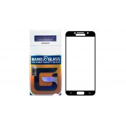 محافظ صفحه نمایش نانو گلس مدل 5D مناسب برای گوشی موبایل سامسونگ Galaxy A3 2017