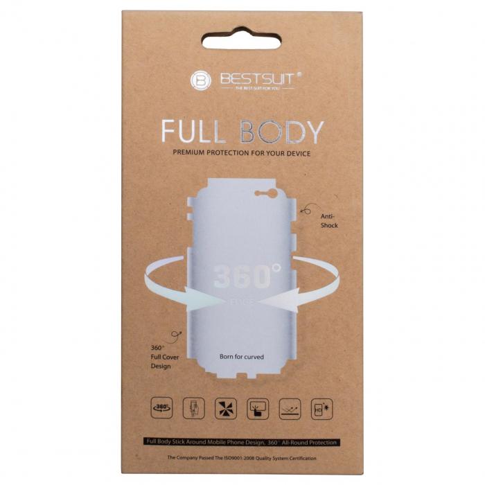 محافظ صفحه نمایش تی پی یو بست سوت مدل Full Body مناسب برای گوشی موبایل اپل آیفون 6/6S