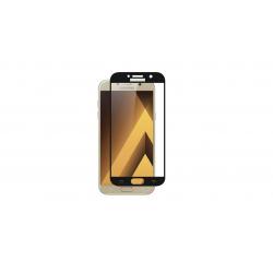 محافظ صفحه نمایش شیشه ای کوالا مدل Full Glue مناسب برای گوشی موبایل سامسونگ Galaxy A5 2017 (مشکی)
