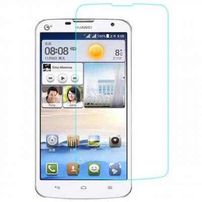 محافظ صفحه نمایش شیشه ای مدل Tempered مناسب برای گوشی موبایل هوآوی G730 (بی رنگ شفاف)