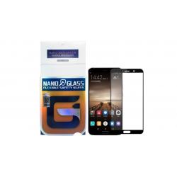 محافظ صفحه نمایش نانو گلس مدل 5D مناسب برای گوشی موبایل هوآوی Mate 10
