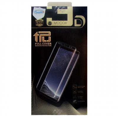 محافظ صفحه نمایش موکول مدل Tpu Full Cover مناسب برای گوشی موبایل سامسونگ گلکسی S8 Plus (بی رنگ)