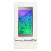 محافظ صفحه نمایش شیشه ای مدل Sum Plus مناسب برای گوشی موبایل سامسونگ Galaxy Alpha G850F