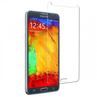 محافظ صفحه نمایش شیشه ای 9 اچ مناسب برای گوشی موبایل سامسونگ Note 3 neo (بی رنگ)