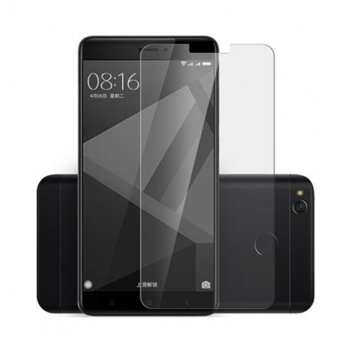 محافظ صفحه نمایش شیشه ای استایلیش مدل Tempered مناسب برای موبایل شیاومی Redmi 4x