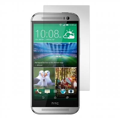 محافظ صفحه نمایش شیشه ای مدل Tempered مناسب برای گوشی موبایل اچ تی سی One E8 (بی رنگ)