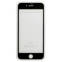 محافظ صفحه نمایش موکول مدل Full Cover Tempered Glass مناسب برای گوشی موبایل آیفون 7/8