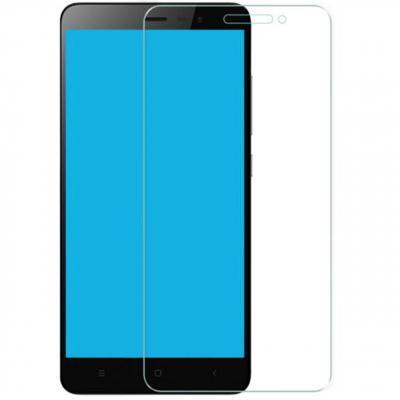 محافظ صفحه نمایش شیشه ای مدل Tempered مناسب برای گوشی موبایل شیاومی Redmi 5X (بی رنگ شفاف)