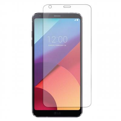 محافظ صفحه نمایش تی پی یو مدل Full Cover مناسب برای گوشی موبایل ال جی G6 (بی رنگ)