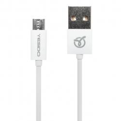 کابل تبدیل USB به microUSB یسیدو مدل CA-06 به طول 2 متر