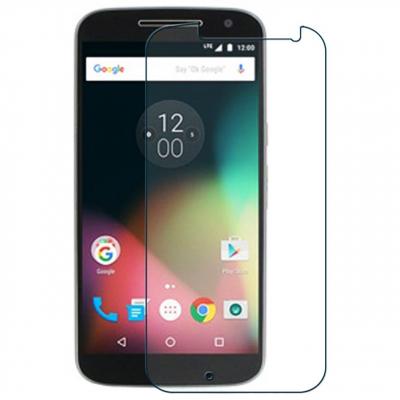 محافظ صفحه نمایش شیشه ای مدل Tempered مناسب برای گوشی موبایل موتورولا Moto G4 Play (بی رنگ شفاف)