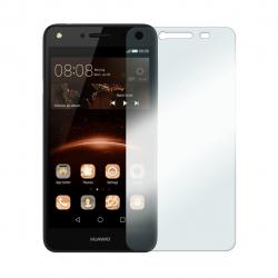 محافظ صفحه نمایش شیشه ای مدل Tempered مناسب برای گوشی موبایل هوآوی Y5 II (بی رنگ شفاف)