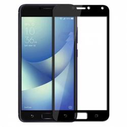 محافظ صفحه نمایش شیشه ای تمپرد مدل Full Cover مناسب برای گوشی موبایل ایسوس Zenfone 4 Max ZC554KL