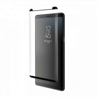 محافظ صفحه نمایش شیشه ای تمپرد نیلکین مدل 5D مناسب برای گوشی موبایل سامسونگ Galaxy Note 8
