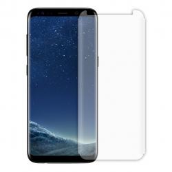 محافظ صفحه نمایش TPU مدل Full Cover مناسب برای گوشی موبایل سامسونگ Galaxy S8 Plus