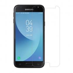 محافظ صفحه نمایش شیشه ای مدل Tempered مناسب برای گوشی موبایل سامسونگ Galaxy J3 2017