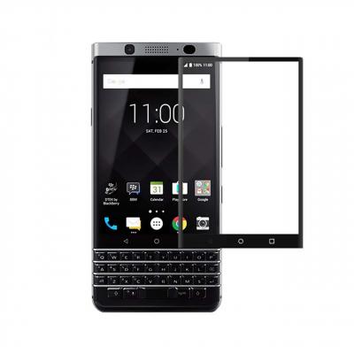 محافظ صفحه نمایش شیشه ای ریمو مدل Full Cover مناسب برای گوشی موبایل بلک بری Keyone (مشکی)