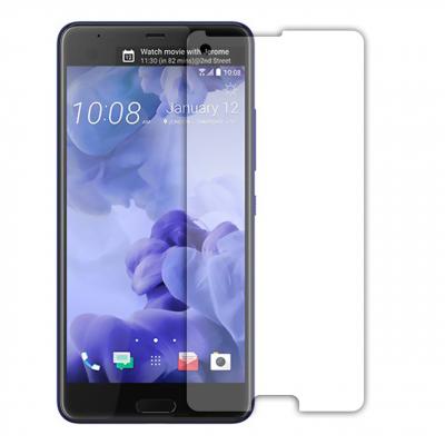 محافظ صفحه نمایش شیشه ای مدل Tempered مناسب برای گوشی موبایل اچ تی سی U Ultra (بی رنگ)
