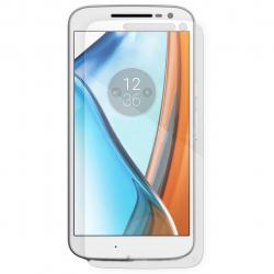 محافظ صفحه نمایش شیشه ای مدل Tempered مناسب برای گوشی موبایل موتورولا Moto G4