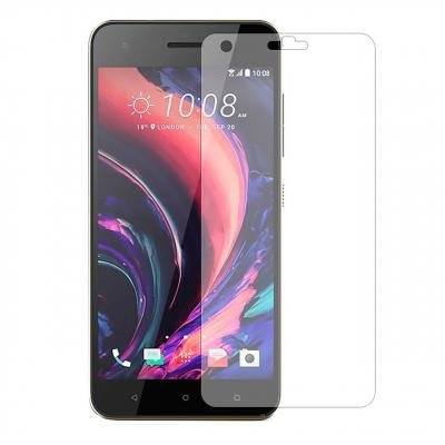 محافظ صفحه نمایش شیشه ای مدل Tempered مناسب برای گوشی موبایل اچ تی سی Desire 10 Pro (بی رنگ)