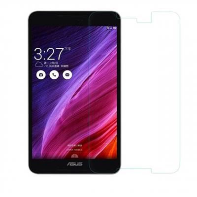 محافظ صفحه نمایش شیشه ای تمپرد مناسب برای تبلت ایسوس ZenPad 7 (بی رنگ شفاف)