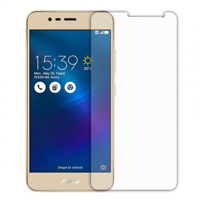 محافظ صفحه نمایش شیشه ای مدل تمپرد مناسب برای گوشی موبایل ایسوس Zenfone 3 Max ZC520TL
