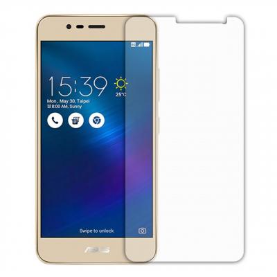 محافظ صفحه نمایش شیشه ای مدل تمپرد مناسب برای گوشی موبایل ایسوس Zenfone 3 Max ZC520TL (بی رنگ)