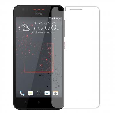 محافظ صفحه نمایش شیشه ای مدل Tempered مناسب برای گوشی موبایل اچ تی سی Desire 825 (بی رنگ)
