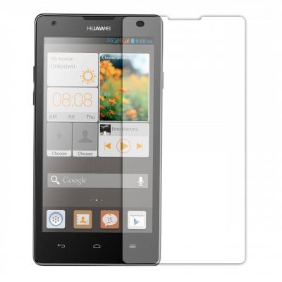 محافظ صفحه نمایش شیشه ای تمپرد مناسب برای گوشی موبایل هوآوی Ascend G740 (بی رنگ)