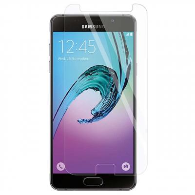محافظ صفحه نمایش شیشه ای9 اچ مناسب برای گوشی سامسونگ J5 Prime (بی رنگ)
