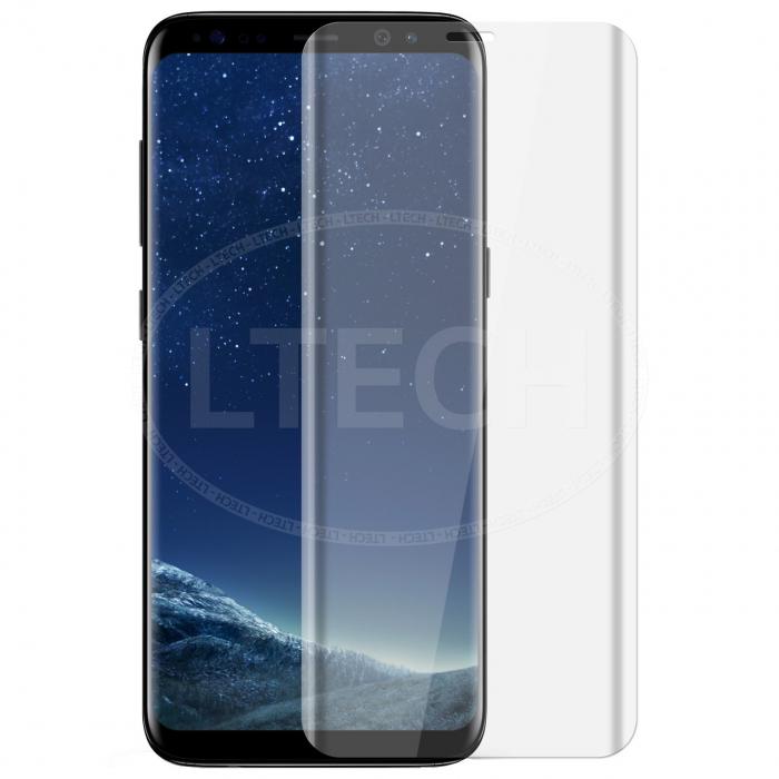 محافظ صفحه نمایش بلوئو مدل 3D Edge clear مناسب برای سامسونگ S8