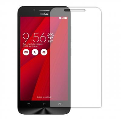 محافظ صفحه نمایش شیشه ای تمپرد مناسب برای گوشی موبایل ایسوس Zenfone Go 5.0 ZC500TG (بی رنگ شفاف)