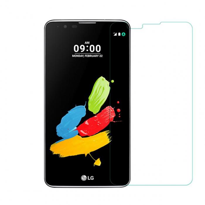 محافظ صفحه نمایش شیشه ای مدل Tempered مناسب برای گوشی موبایل ال جی Stylus 2