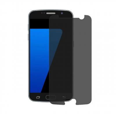 محافظ صفحه نمایش شیشه ای مدل Magic Glass Privacy مناسب برای گوشی Samsung Galaxy S7 (مشکی)