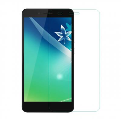 محافظ صفحه نمایش شیشه ای مدل Tempered مناسب برای گوشی موبایل هوآوی Honor 5X (بی رنگ شفاف)