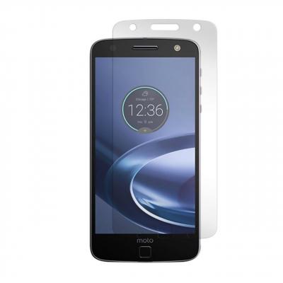 محافظ صفحه نمایش شیشه ای مدل تمپرد مناسب برای گوشی موبایل موتورولا Moto Z (بی رنگ شفاف)