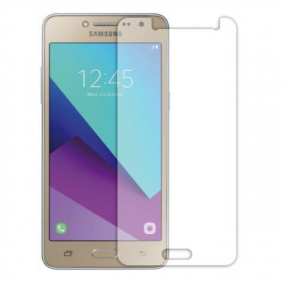 محافظ صفحه نمایش شیشه ای مدل تمپرد مناسب برای گوشی موبایل سامسونگ Galaxy Grand Prime Plus (بی رنگ شفاف)