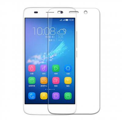 محافظ صفحه نمایش شیشه ای مدل Tempered مناسب برای گوشی موبایل هوآوی Y6 Pro (بی رنگ شفاف)