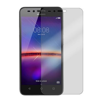 محافظ صفحه نمایش شیشه ای مدل تمپرد مناسب برای گوشی موبایل هوآوی Y3II (بی رنگ شفاف)